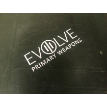 PWS Die Cut EVOLVE Sticker