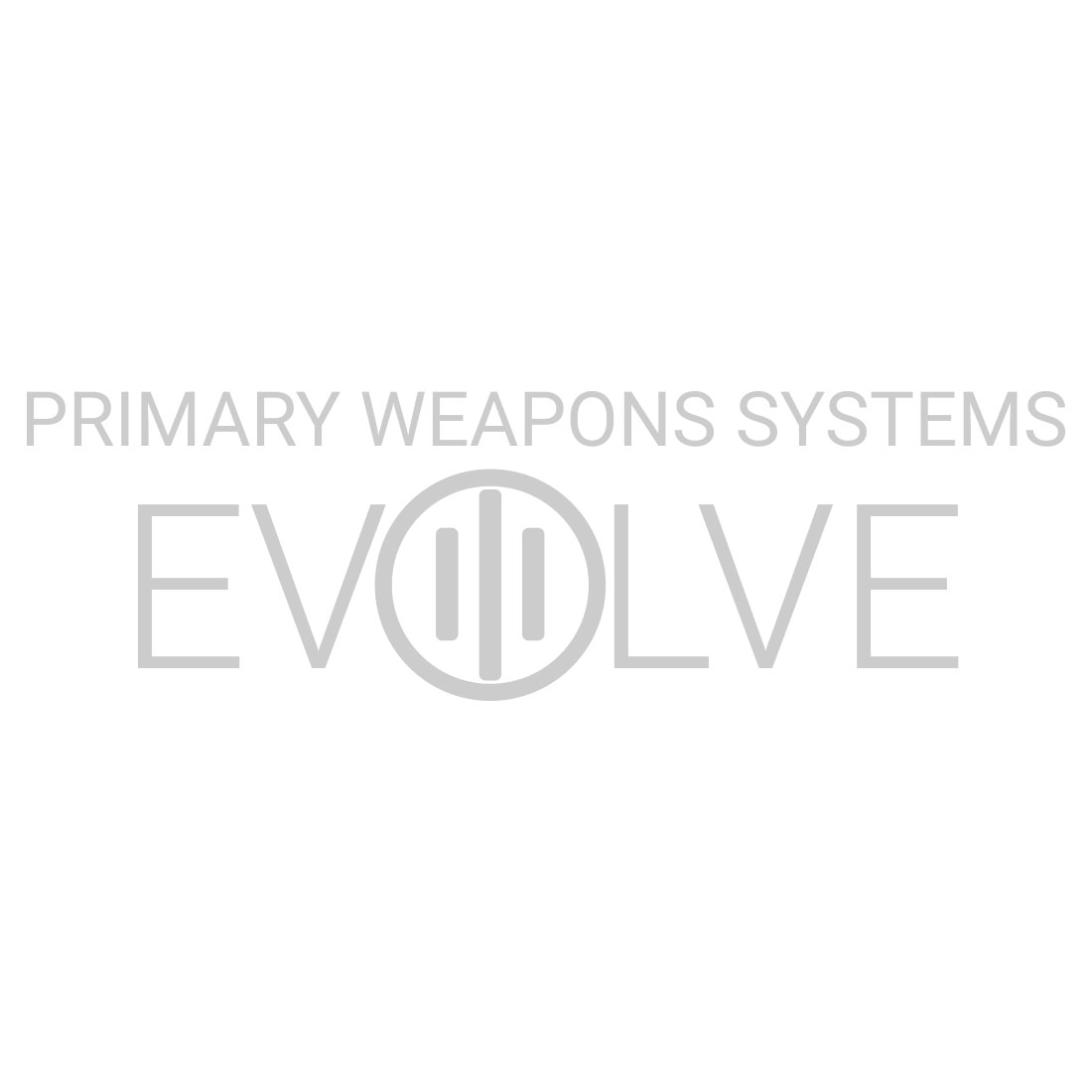 KeyMod Picatinny Rail Section, Polymer, 5 Slot