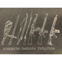PWS Evolve Shirt- Small