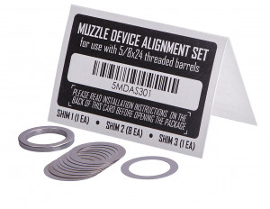 Muzzle Device Alignment Set- .308